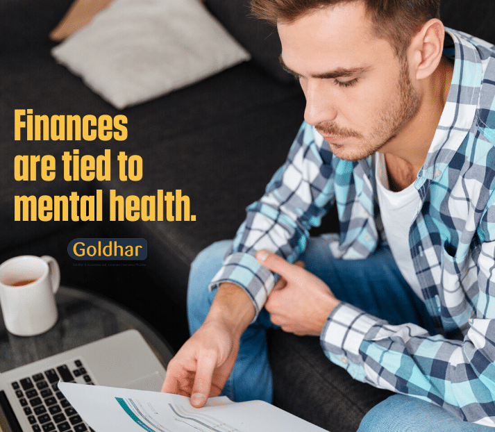 Prioritizing your mental health comes first.